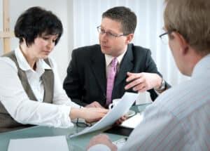 Beim Werkvertrag schuldet der Werkunternehmer dem Besteller das Herstellen eines definierten Leistungserfolges.