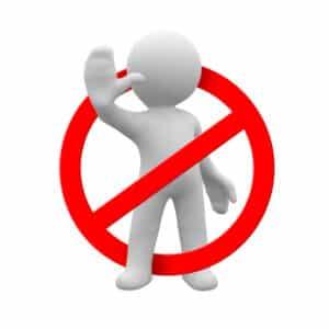 Vom Werkvertrag kann laut BGB unter bestimmten Umständen auch zurückgetreten werden.