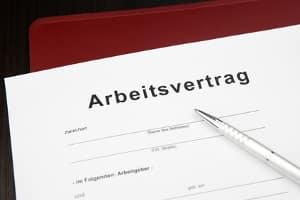 Ein Arbeitsvertrag muss nicht zwingend schriftlich vereinbart werden.