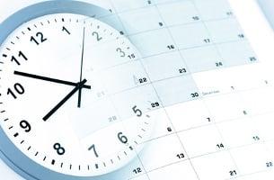 Gesetzliche Pausen unterbrechen die Arbeitszeit. Nach sechs Stunden Arbeit müssen Arbeitnehmer sich erholen.