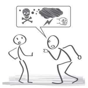 Arbeitsplatz zeichnung  Mobbing am Arbeitsplatz | Arbeitsvertrag & Arbeitsrecht 2018