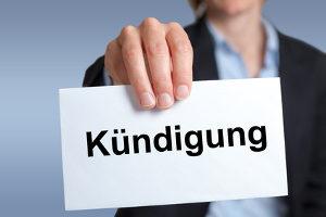 Kündigungsschutzgesetz: Die Anwendbarkeit der enthaltenen Vorgaben ist auf bestimmte Betriebe begrenzt.