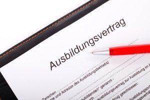 Ein Aufhebungsvertrag kann auch ein Ausbildungsverhältnis auflösen.