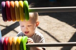 Ein typisches Einsatzgebiet vom Bereitschaftsdienst ist neben der Medizin die Betreuung von Kindern.