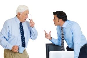 Die mündliche Kündigung durch den Arbeitgeber: Betroffene sollten sich dagegen wehren.
