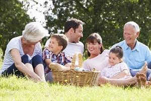 Elternzeit: Auch die Großeltern können sich die Auszeit für die Enkel nehmen.