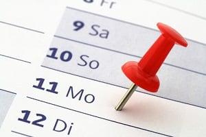Für das Pflegekind kann eine Elternzeit von bis zu drei Jahren bis zum achten Geburtstag genommen werden.