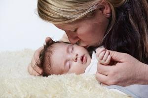 Wann beginnt der Mutterschutz? Sechs Wochen vor der Geburt.