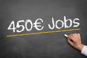 Bei der Lohnfortzahlung im Minijob erfolgt die Berechnung wie bei Vollzeitstellen.