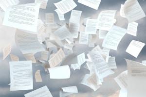 Es kann viele Gründe für eine Freistellung von der Arbeit geben - eine schriftliche Anordnung bzw. Anfrage ist in der Regel ratsam.
