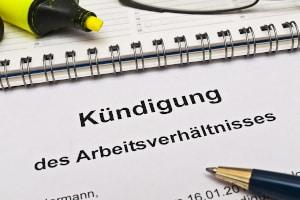 Arbeitsvertrag kündigen: In der Probezeit gelten spezielle Vorschriften.